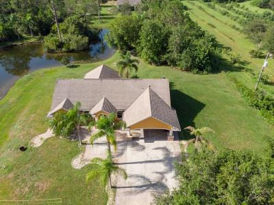Single Family Home Active Under Contract: 12795 93rd Street