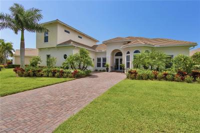 Vero Beach FL Single Family Home For Sale: $749,500