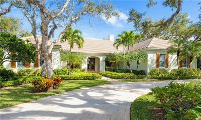 Vero Beach Single Family Home For Sale: 141 Island Sanctuary