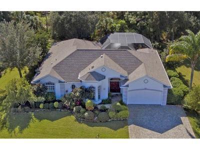 Palm Bay Single Family Home For Sale: 182 Ridgemont Circle SE