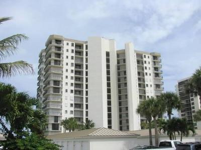 Condo/Townhouse For Sale: 3150 N Highway A1a #405