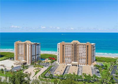 Condo/Townhouse For Sale: 4160 N Highway A1a #201