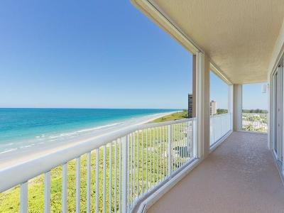 Condo/Townhouse For Sale: 4160 N Highway A1a #707A