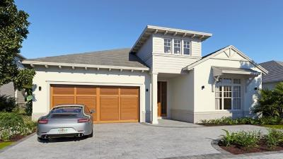 Indian River Shores Single Family Home For Sale: 909 Surfsedge Way