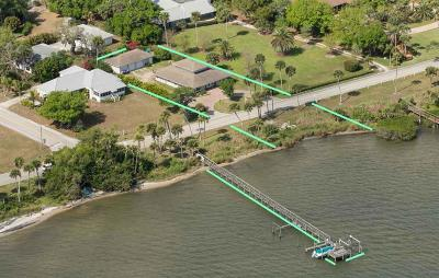 Single Family Home For Sale: 13809 N Indian River Drive
