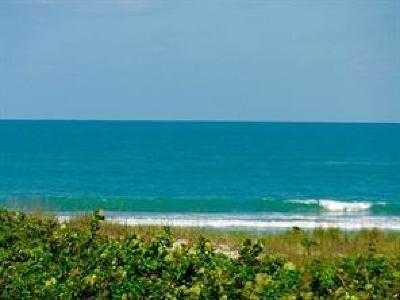 Condo/Townhouse For Sale: 4100 N Highway A1a #122