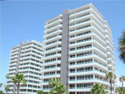 Condo/Townhouse For Sale: 3554 Ocean Drive #902S