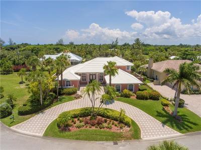 Vero Beach Single Family Home For Sale: 2245 Seaside Street