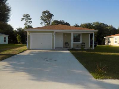 Single Family Home For Sale: 2094 Waterside Lane