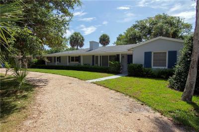 Vero Beach Single Family Home For Sale: 1602 E Camino Del Rio