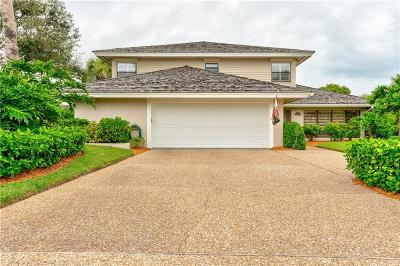 Vero Beach Single Family Home For Sale: 1786 Cypress Lane