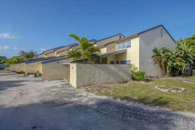 Single Family Home For Sale: 3501 N Highway A1a #1