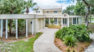 Indian River Shores Single Family Home For Sale: 110 Lob Lolly Reach