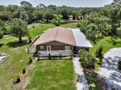 Single Family Home For Sale: 10460 134th Court