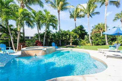 Vero Beach Single Family Home For Sale: 875 Reef Road