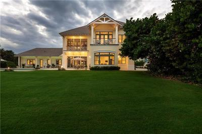 Vero Beach Single Family Home For Sale: 716 Reef Road