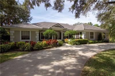 Vero Beach Single Family Home For Sale: 8715 Seacrest Drive