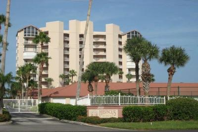 Condo/Townhouse For Sale: 3870 N Hwy Highway A1a #101