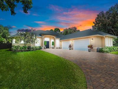 Sebastian Single Family Home For Sale: 61 Blue Island Street