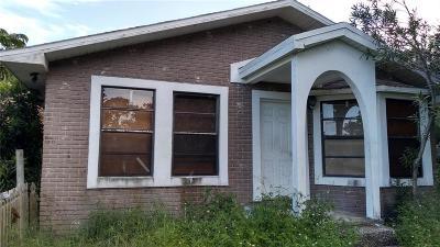 Sebastian Single Family Home For Sale: 3765 Palm Avenue