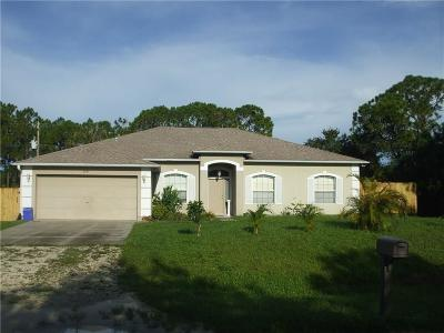 Single Family Home For Sale: 8345 97th Avenue