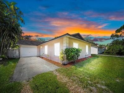 Single Family Home Active Under Contract: 3215 1st Place