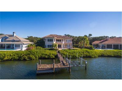 Castaway Cove Single Family Home For Sale: 1211 Indian Mound Trail