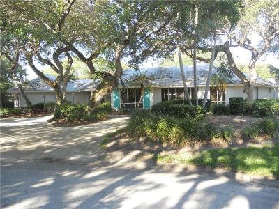 Vero Beach Single Family Home For Sale: 4621 Pebble Bay East