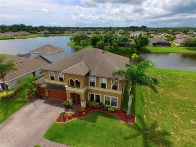 Oaks Of Vero Single Family Home For Sale: 1308 Scarlet Oak Circle