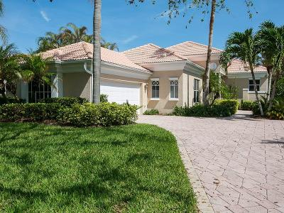 Island Club Of Vero Single Family Home For Sale: 1000 Island Club Place