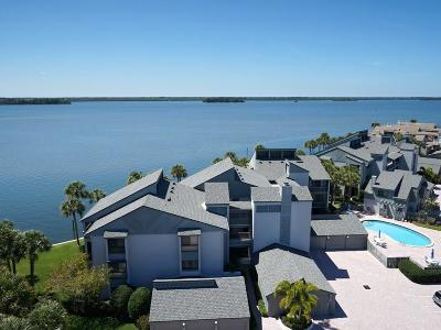 Vero Beach Condo/Townhouse For Sale: 1001 Bay Road #110
