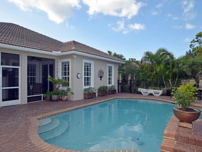 Vero Beach Single Family Home For Sale: 2170 Falls Circle