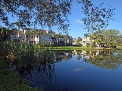 Sea Oaks Condo/Townhouse For Sale: 8745 Lakeside Boulevard #106