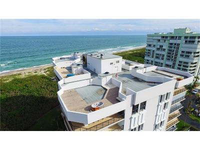 Fort Pierce Condo/Townhouse For Sale: 2800 Hwy A1a #PH01