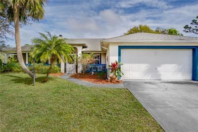 Sebastian Single Family Home For Sale: 1564 Clearbrook Street