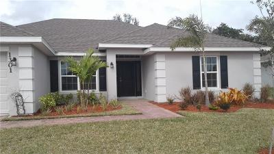 Oaks Of Vero Single Family Home For Sale: 1301 Scarlet Oak Circle