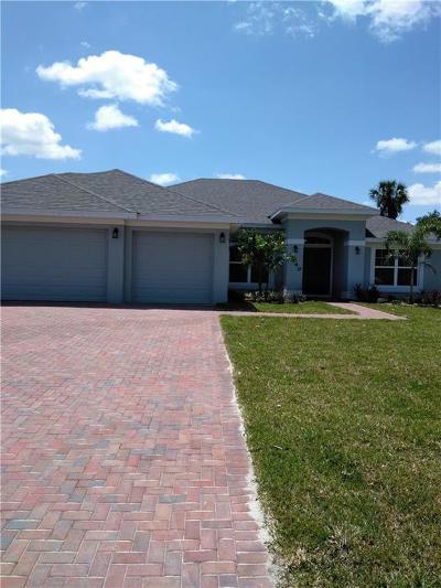 Oaks Of Vero Single Family Home For Sale: 1340 Willow Oak Court Court