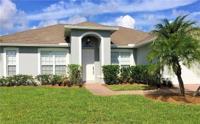 Oaks Of Vero Single Family Home For Sale: 1269 Scarlet Oak Circle