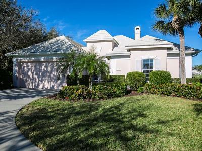 Vero Beach Single Family Home For Sale: 1020 Saint Annes Lane