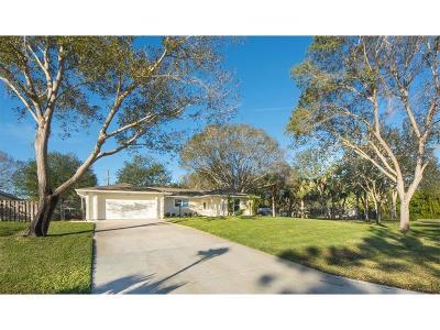 Sebastian Single Family Home For Sale: 1633 Quaker Lane