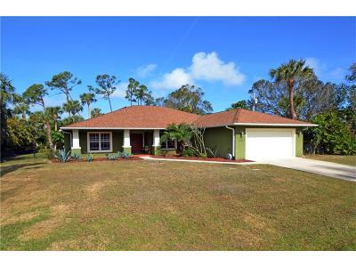 Sebastian Single Family Home For Sale: 422 Kumquat Avenue