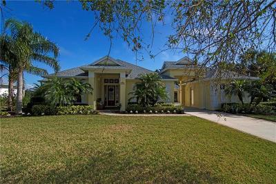 Sebastian Single Family Home For Sale: 109 King Fisher Way