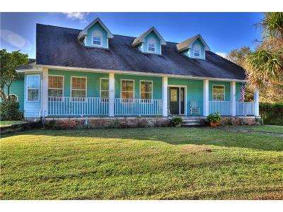 Sebastian Single Family Home For Sale: 778 Atlantus Terrace