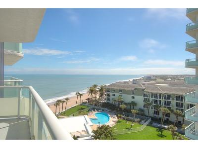 Vero Beach Condo/Townhouse For Sale: 3554 Ocean Drive #801N
