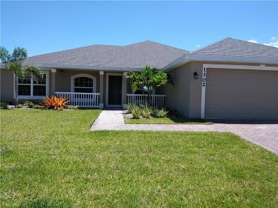 Oaks Of Vero Single Family Home For Sale: 1302 Scarlet Oak Circle