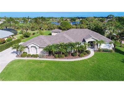 Sebastian Single Family Home For Sale: 108 Harbor Point Drive