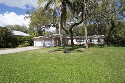 Vero Beach FL Single Family Home For Sale: $399,000