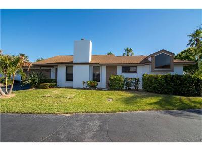 Sebastian Condo/Townhouse For Sale: 6265 Mirror Lake Drive #6265