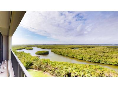 Hutchinson Island Condo/Townhouse For Sale: 5059 Hwy A1a 904th #904