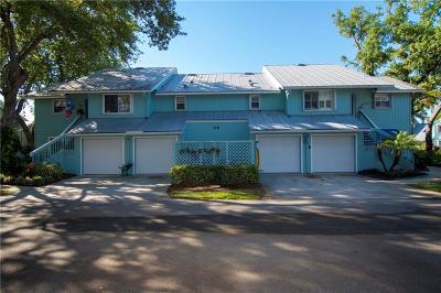 Sebastian Condo/Townhouse For Sale: 6407 River Run Drive #6407